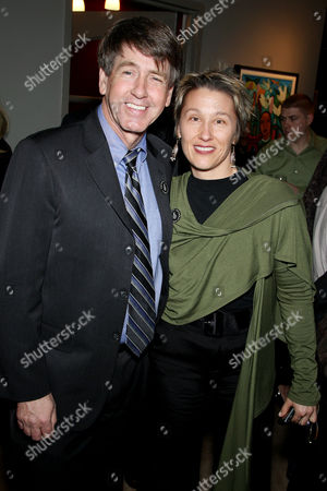 Editorial picture of Amnesty International Event to 'Help Stop Violence Against Women', New York, America - 12 Feb 2009