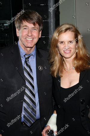 Larry Cox (Exec Director of Amnesty International) and Kerry Kennedy
