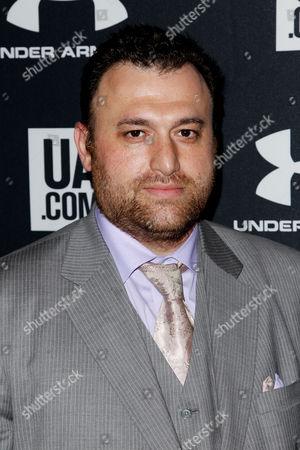 Stock Photo of Eric Jacobs