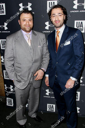 Editorial image of Under Armour NFL Draft Party at Lounge 48, New York, America - 28 Apr 2011