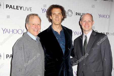 Jim Gray, Steven Cantor, John Dahl