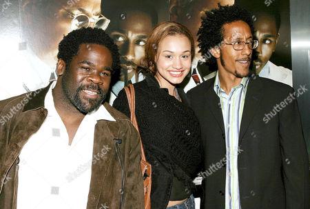 Andre, Mercedes and Mums da Schemer