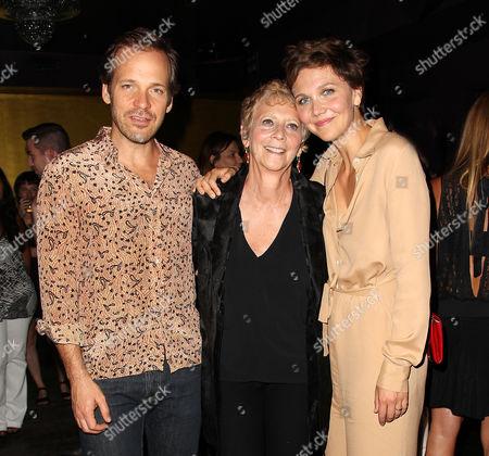 Peter Sarsgaard, Naomi Foner and Maggie Gyllenhaal