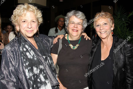 Eleanor Stein, Toby Golick and Naomi Foner