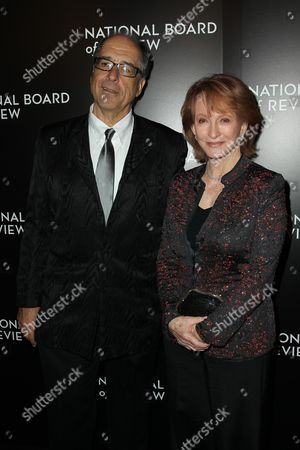 Editorial image of National Board of Review Awards Gala, New York, America - 05 Jan 2016
