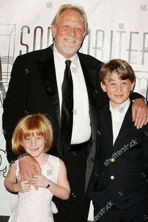 John Bettis with kids