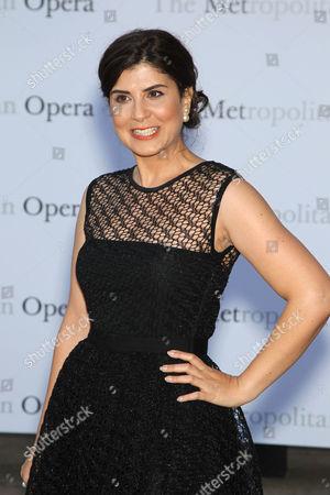 Editorial photo of Metropolitan Opera Season Opening with 'The Marriage of Figaro', New York, America - 22 Sep 2014