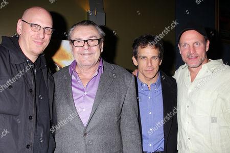 Editorial photo of 'Rampart' screening in New York, America - 01 Nov 2011