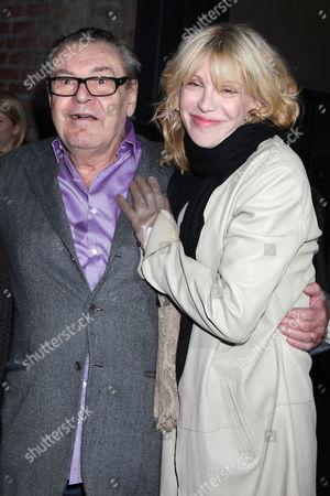 Editorial picture of 'Rampart' screening in New York, America - 01 Nov 2011