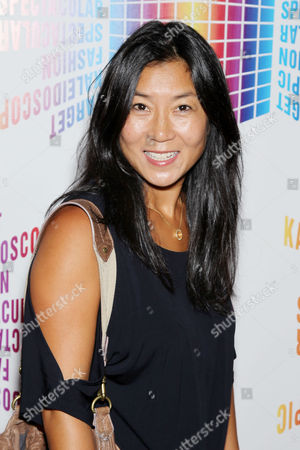 Editorial photo of Target Kaleidoscopic Fashion Spectacular at The Standard Hotel, New York, America - 18 Aug 2010