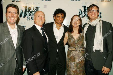 Editorial picture of 'The  Last Airbender' Film Premiere, New York, America - 30 Jun 2010