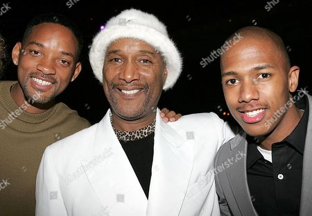Will Smith, Paul Mooney and Nick Cannon
