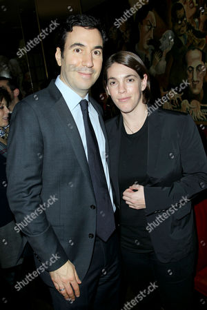 Jonathan Gordon and Megan Ellison