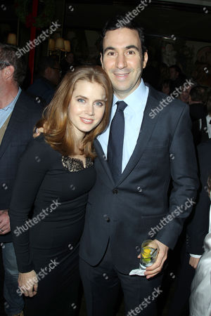Amy Adams and Jonathan Gordon