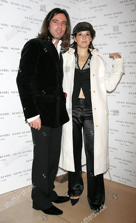 Giovanni Bedin and Marisa Tomei