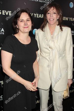 Beth Janson with Jane Rosenthal
