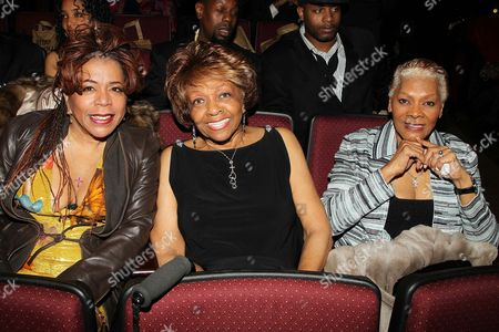 Valerie Simpson, Cissy Houston and Dionne Warwick