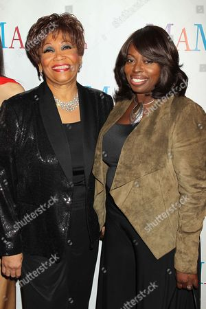Stock Picture of Vy Higgensen and Angie Stone
