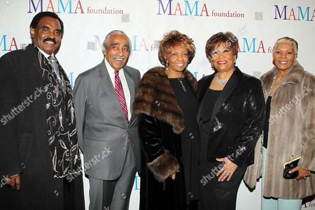 Editorial image of 'Mama, I Want to Sing' 30th Anniversary Gala, New York, America - 23 Mar 2013
