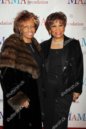 Cissy Houston and Vy Higginsen