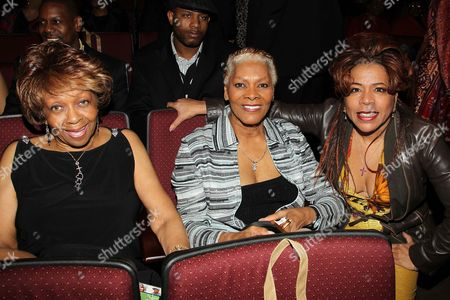 Cissy Houston, Dionne Warwick and Valerie Simpson