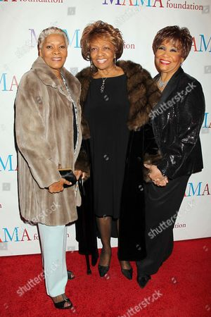 Dionne Warwick, Cissy Houston and Vy Higginsen