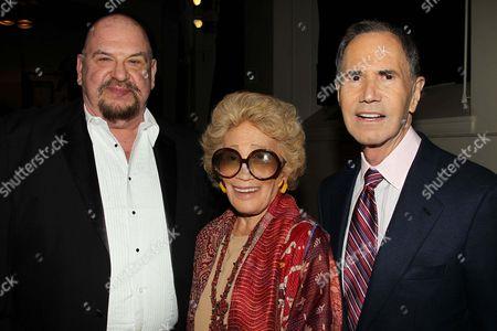 Ken Wydro, Myrna Gershon and Freddie Gershon