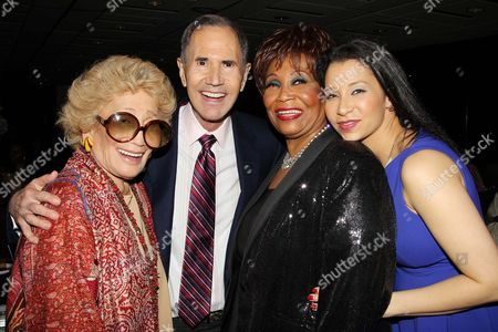 Editorial picture of 'Mama, I Want to Sing' 30th Anniversary Gala, New York, America - 23 Mar 2013