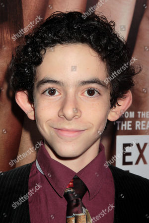 Stock Picture of Sam Kauffman