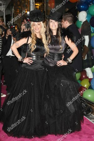 Juicy Couture founders Pamela Skaist-Levy and Gela Nash-Taylor