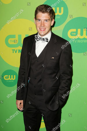 Editorial picture of CW Upfront Presentation, New York, America - 16 May 2013