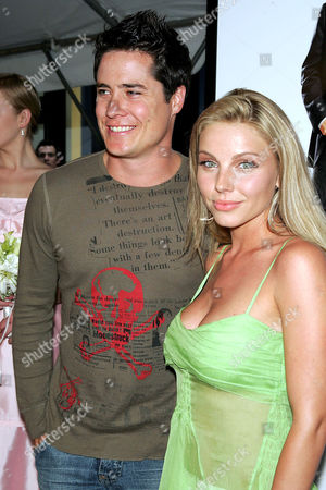 Andrew Firestone and Ivana Bozilovic