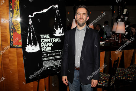 Editorial image of 'The Central Park Five' documentary screening after party, New York, America - 02 Oct 2012