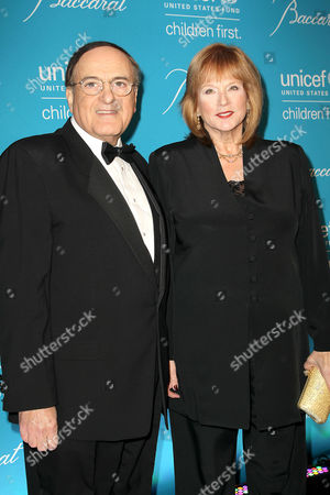 Stock Image of George Stonbely and Christine Stonbely