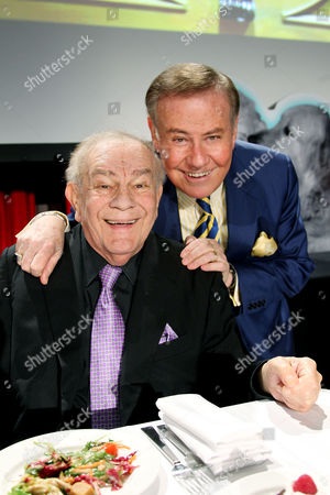 Freddie Roman with Guest