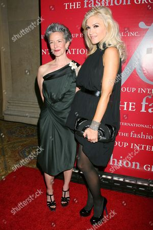 Editorial photo of The Fashion Group International Presents the 26th Annual Night of Stars Honoring the Storytellers, New York, America - 22 Oct 2009