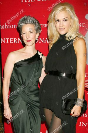 Stock Image of Catherine Walsh and Gwen Stefani