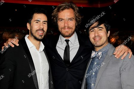 Editorial image of '99 Homes' film premiere after party, New York, America - 17 Sep 2015
