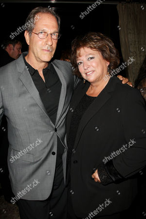 Stanley Buchthal (Executive Producer) and Susan Lacy (Creator and Executive Producer of American Masters)