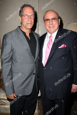 Stanley Buchthal (Executive Producer) and Clive Davis