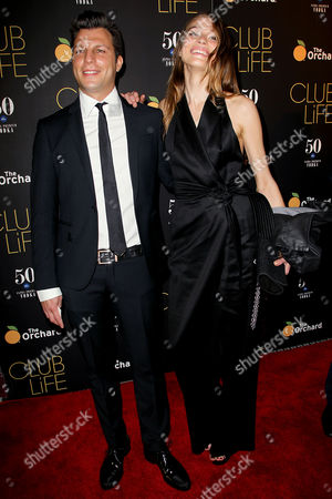Editorial picture of 'Club Life' film premiere, New York, America - 26 May 2015
