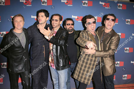 Inxs - Garry Beers, J D Fortune, Kirk Pengilly, Andrew Farriss, Tim Farriss and Jon Farriss