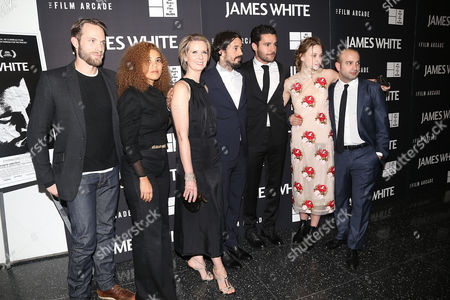 Editorial picture of Opening night of MoMA's Eight Annual 'Contenders' featuring The Film Arcade's 'James White', New York, America - 10 Nov 2015