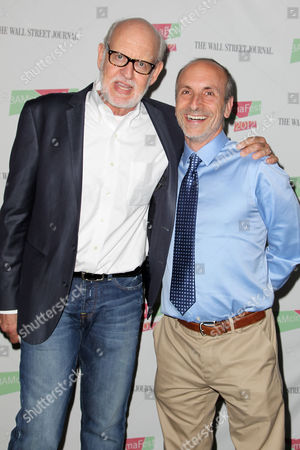 Frank Oz and Seth Barrish