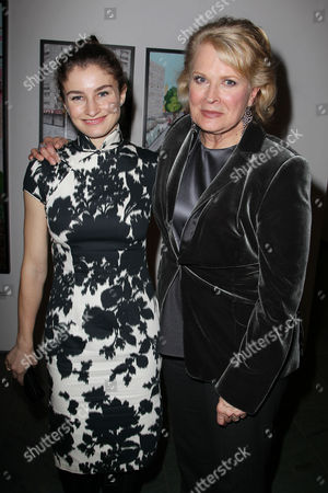 Candice Bergen and daughter Chloe Malle