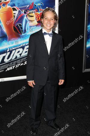 Editorial image of 'Turbo' film premiere, New York, America - 09 Jul 2013
