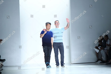 Stock Picture of Parke Lutter and Ronen Jehezkel