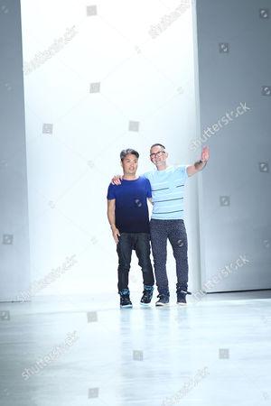Parke Lutter and Ronen Jehezkel
