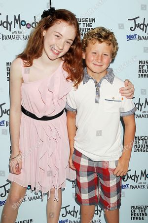 Editorial image of 'Judy Moody and the Not Bummer Summer', Film Screening, Los Angeles, America - 21 May 2011