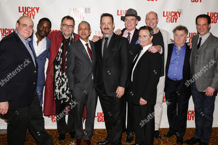 Editorial image of 'Lucky Guy' play opening night after party, New York, America - 01 Apr 2013